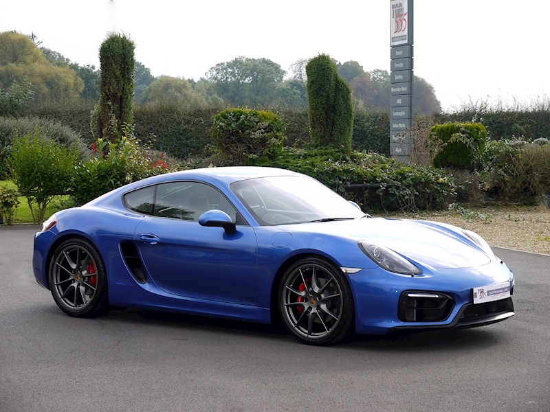 Porsche Cayman GTS 3.4 Manual - Large 27