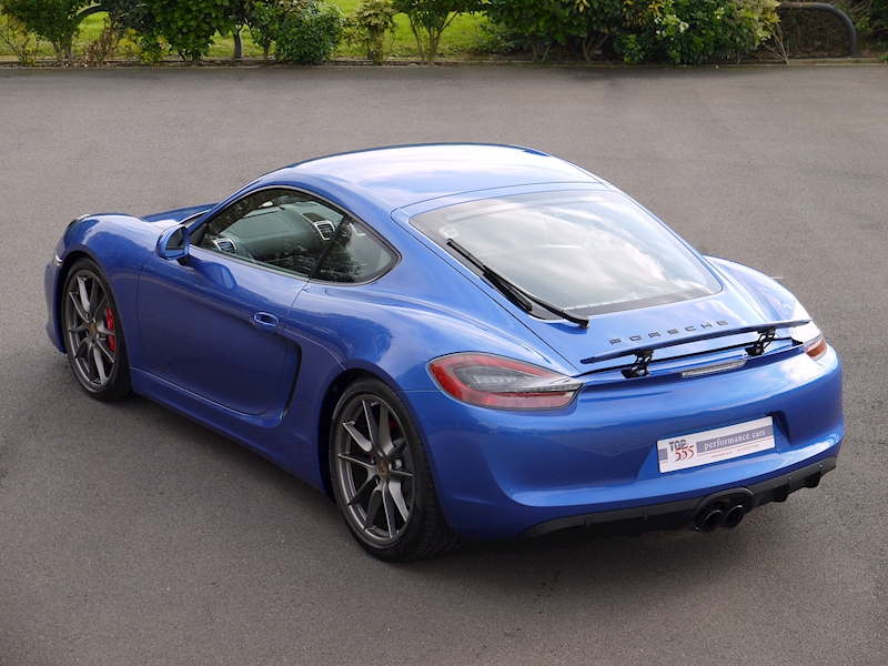 Porsche Cayman GTS 3.4 Manual - Large 28