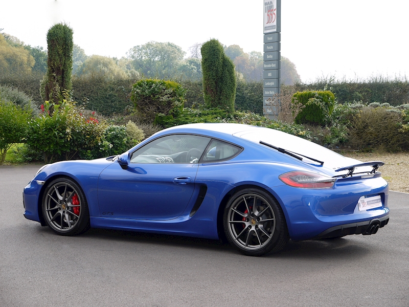 Porsche Cayman GTS 3.4 Manual - Large 30