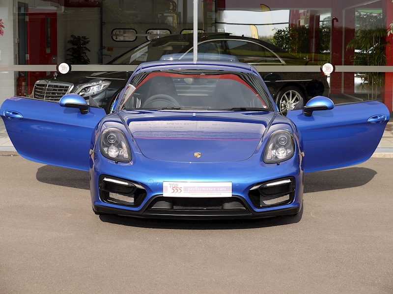 Porsche Cayman GTS 3.4 Manual - Large 31