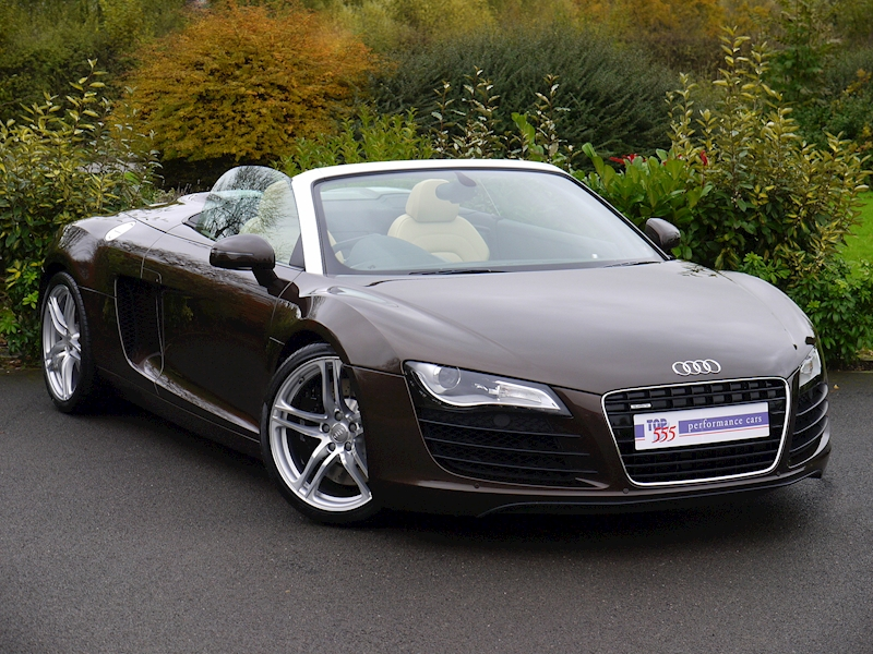 Audi R8 Spyder 4.2 V8 Manual - Large 24