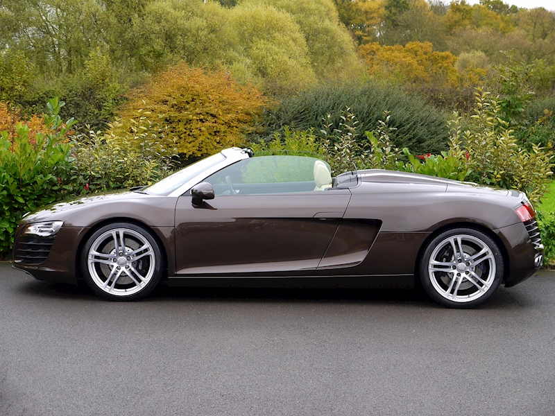 Audi R8 Spyder 4.2 V8 Manual - Large 2
