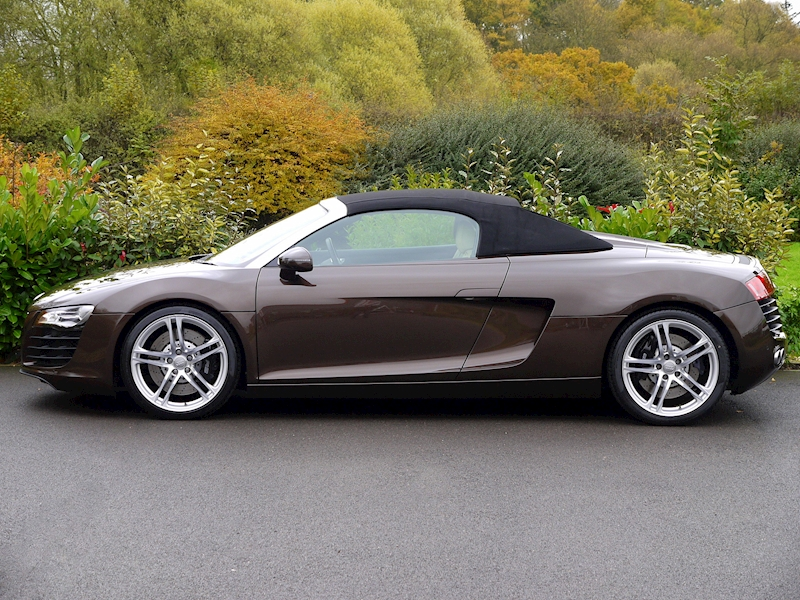 Audi R8 Spyder 4.2 V8 Manual - Large 7