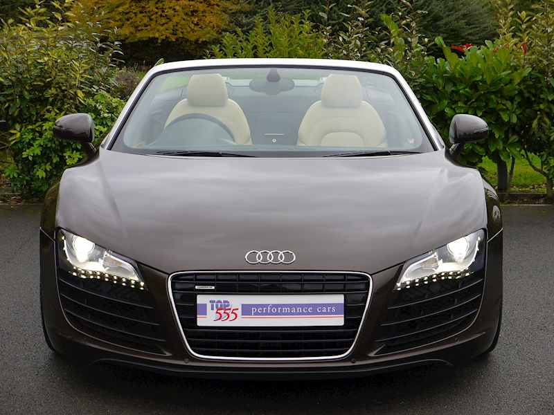 Audi R8 Spyder 4.2 V8 Manual - Large 16