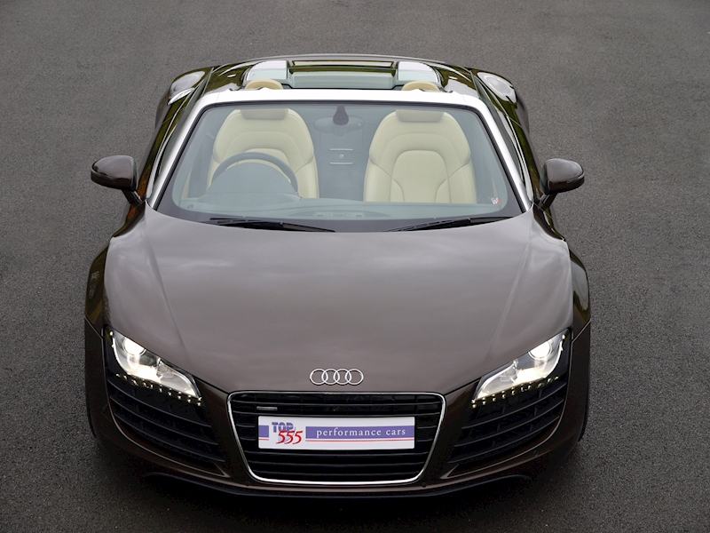 Audi R8 Spyder 4.2 V8 Manual - Large 18