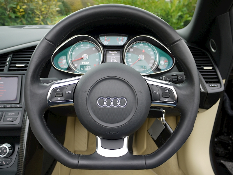 Audi R8 Spyder 4.2 V8 Manual - Large 20