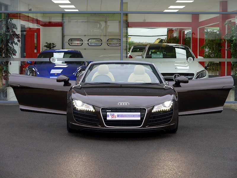 Audi R8 Spyder 4.2 V8 Manual - Large 30