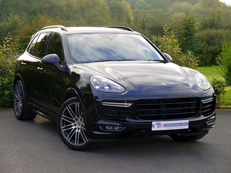 Porsche Cayenne V8 Turbo 4.8 - Large 0