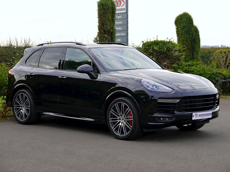 Porsche Cayenne V8 Turbo 4.8 - Large 17