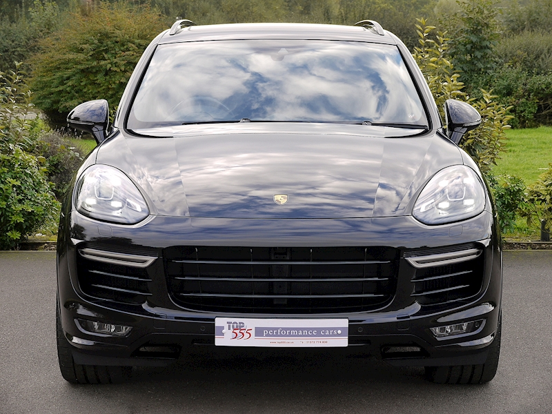 Porsche Cayenne V8 Turbo 4.8 - Large 18