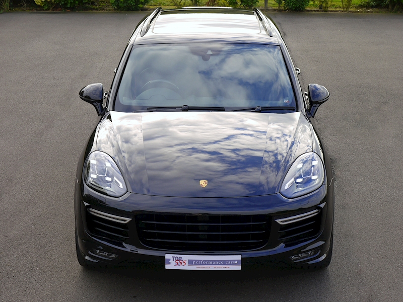 Porsche Cayenne V8 Turbo 4.8 - Large 20