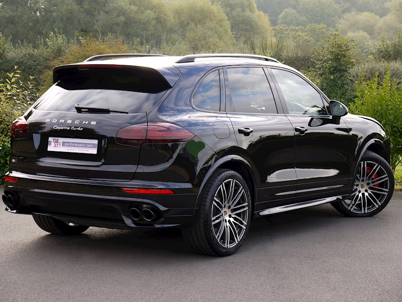 Porsche Cayenne V8 Turbo 4.8 - Large 22