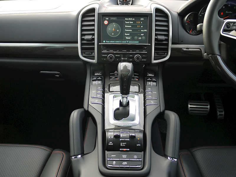 Porsche Cayenne V8 Turbo 4.8 - Large 26