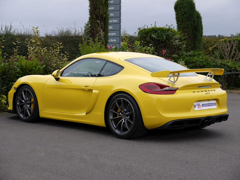 Porsche CAYMAN GT4 3.8 CLUBSPORT - Large 9