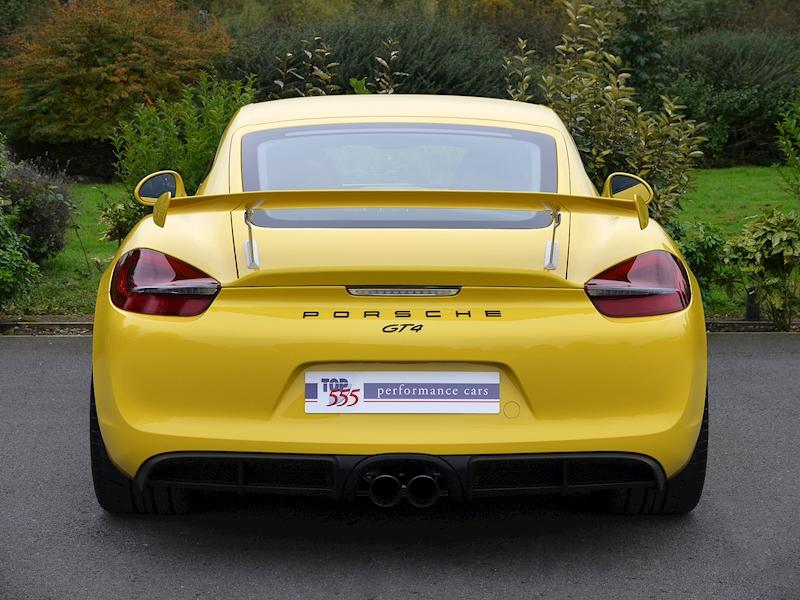 Porsche CAYMAN GT4 3.8 CLUBSPORT - Large 10