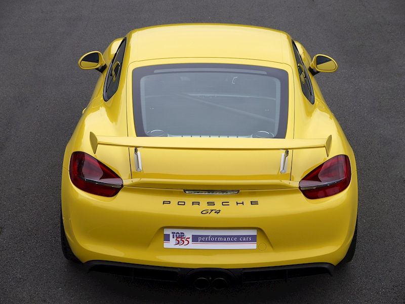 Porsche CAYMAN GT4 3.8 CLUBSPORT - Large 14