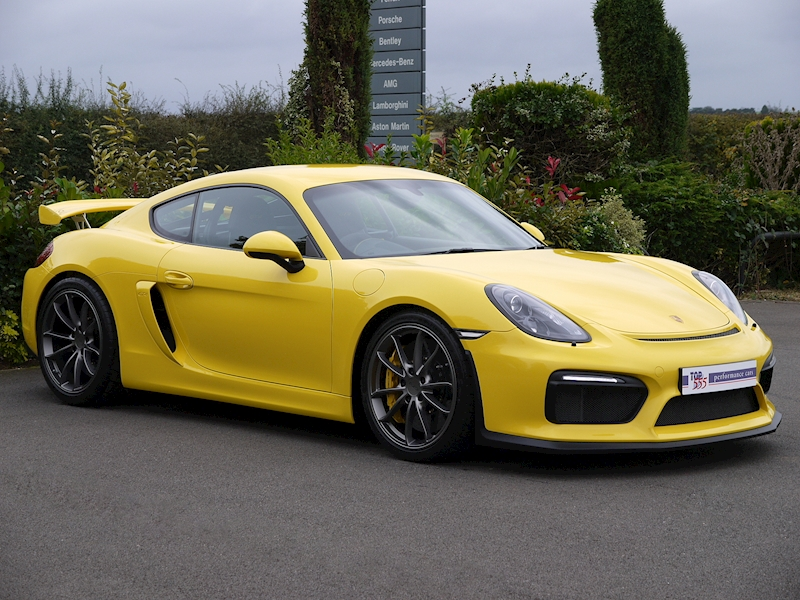 Porsche CAYMAN GT4 3.8 CLUBSPORT - Large 15