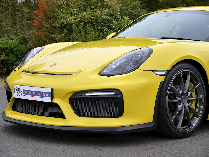 Porsche CAYMAN GT4 3.8 CLUBSPORT - Large 17