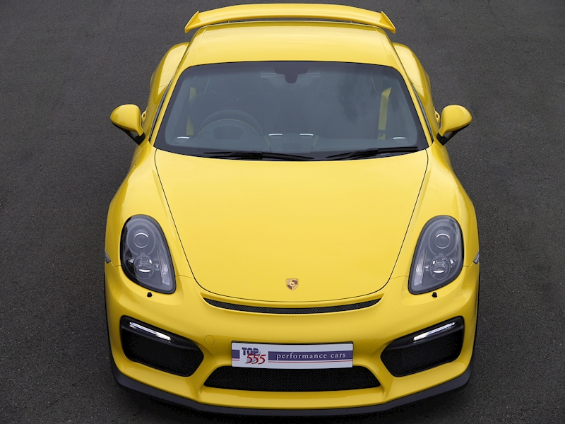 Porsche CAYMAN GT4 3.8 CLUBSPORT - Large 19