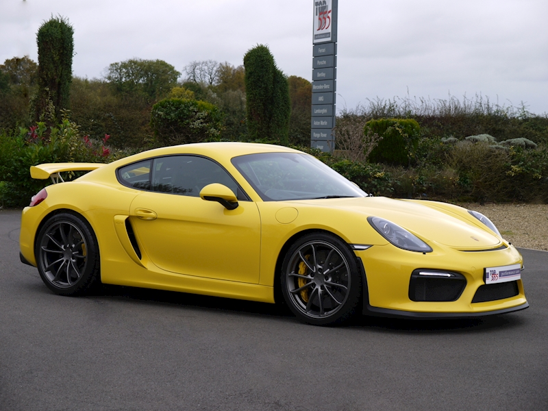 Porsche CAYMAN GT4 3.8 CLUBSPORT - Large 22