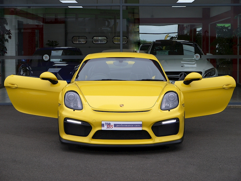 Porsche CAYMAN GT4 3.8 CLUBSPORT - Large 27