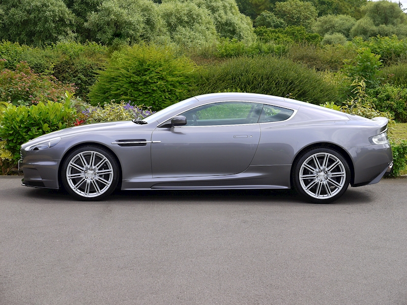 Aston Martin DBS Coupe Manual - Large 2