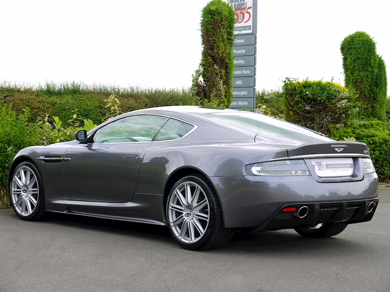 Aston Martin DBS Coupe Manual - Large 9