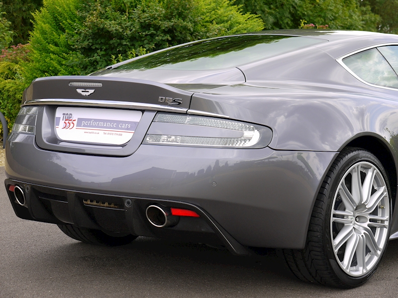 Aston Martin DBS Coupe Manual - Large 10
