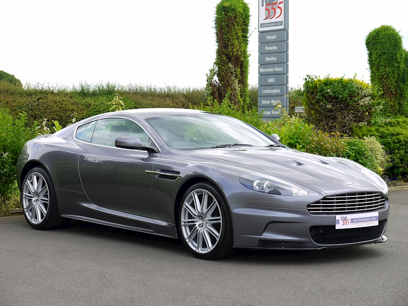 Aston Martin DBS Coupe Manual - Large 15