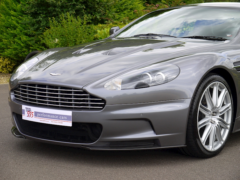 Aston Martin DBS Coupe Manual - Large 16