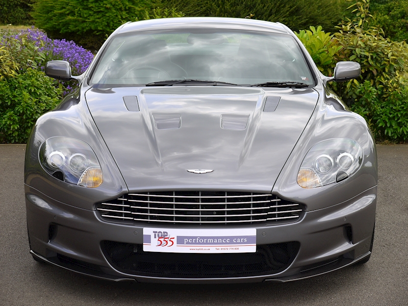 Aston Martin DBS Coupe Manual - Large 17