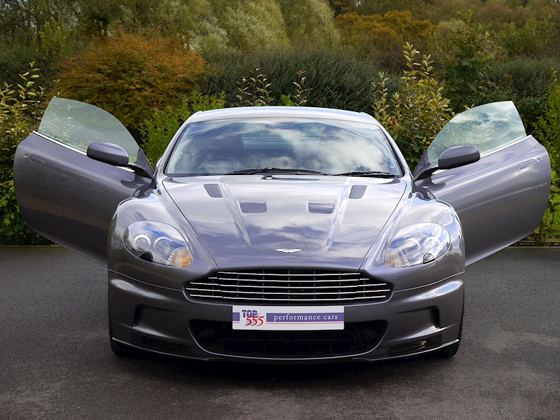 Aston Martin DBS Coupe Manual - Large 18