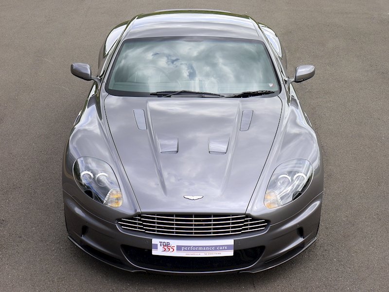 Aston Martin DBS Coupe Manual - Large 20