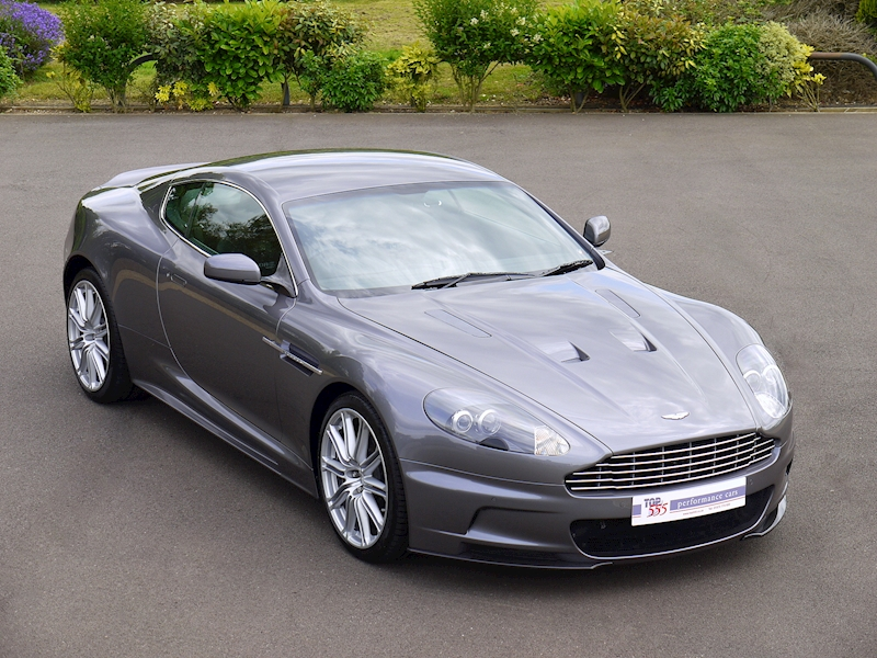 Aston Martin DBS Coupe Manual - Large 27
