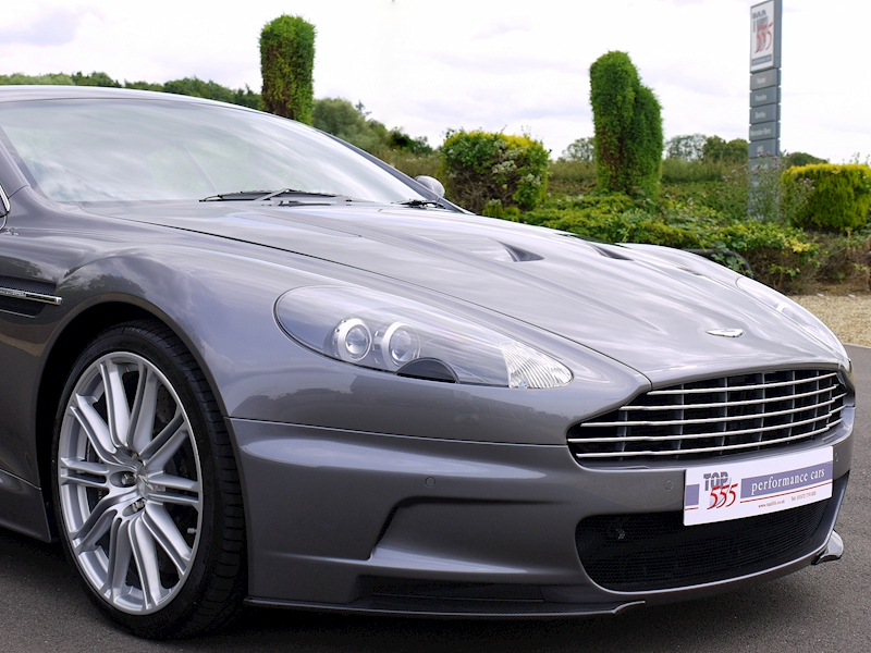 Aston Martin DBS Coupe Manual - Large 28