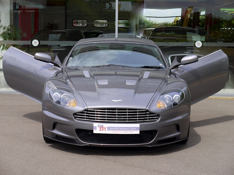 Aston Martin DBS Coupe Manual - Large 31