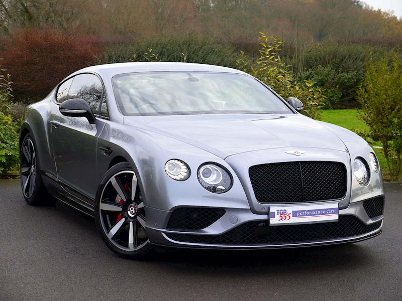 Bentley Continental GT V8 S Mulliner - Large 0