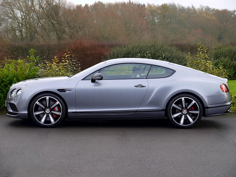 Bentley Continental GT V8 S Mulliner - Large 4