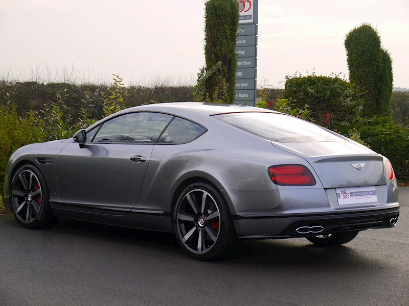 Bentley Continental GT V8 S Mulliner - Large 10