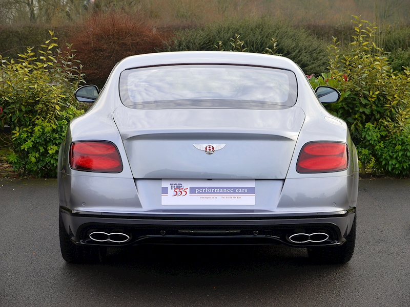 Bentley Continental GT V8 S Mulliner - Large 11