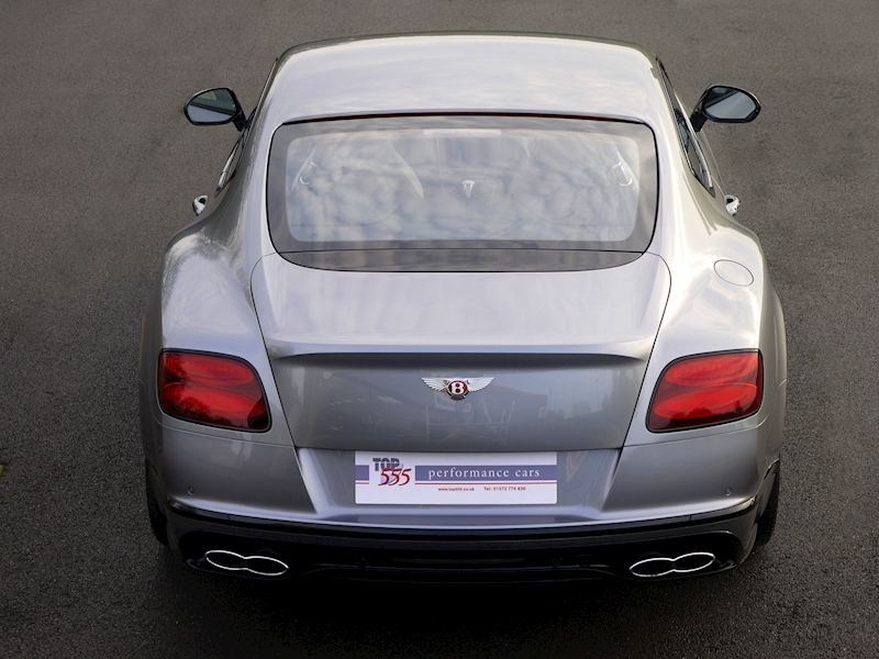 Bentley Continental GT V8 S Mulliner - Large 15