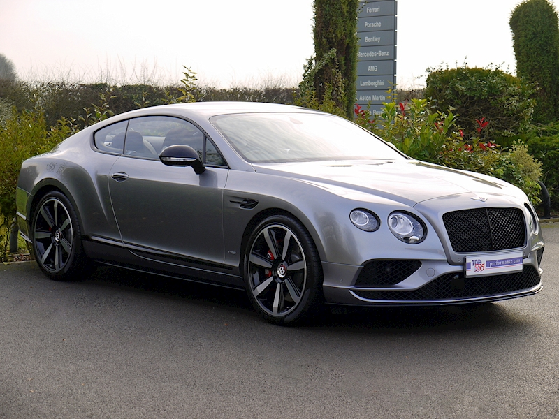 Bentley Continental GT V8 S Mulliner - Large 16