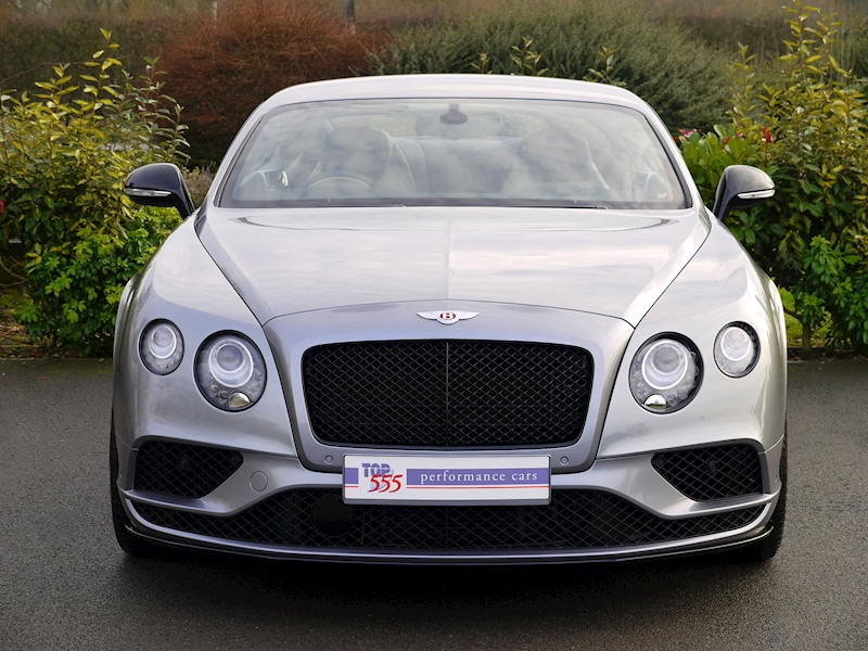 Bentley Continental GT V8 S Mulliner - Large 17