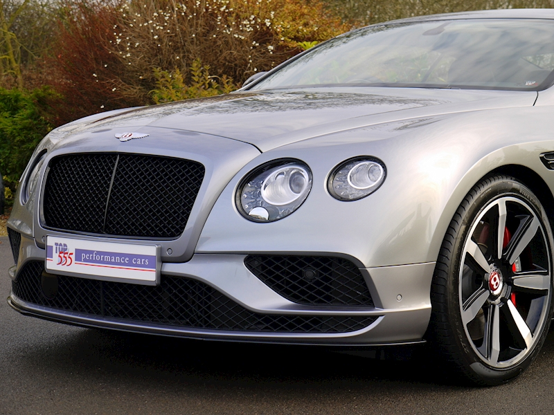 Bentley Continental GT V8 S Mulliner - Large 18