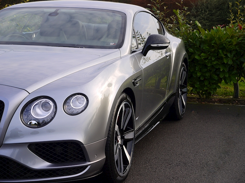 Bentley Continental GT V8 S Mulliner - Large 19
