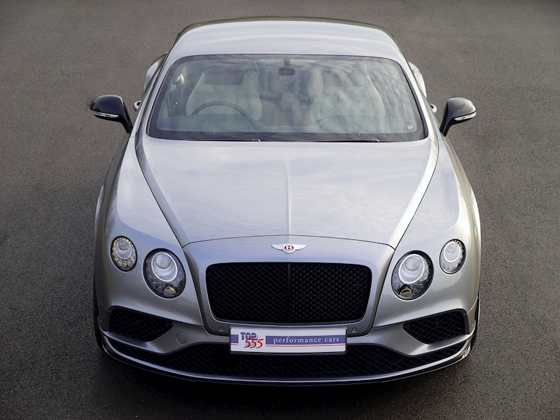 Bentley Continental GT V8 S Mulliner - Large 20