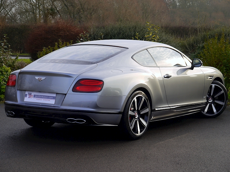 Bentley Continental GT V8 S Mulliner - Large 22