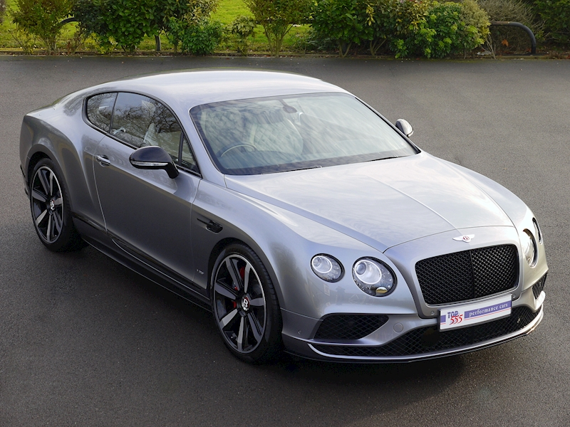 Bentley Continental GT V8 S Mulliner - Large 25