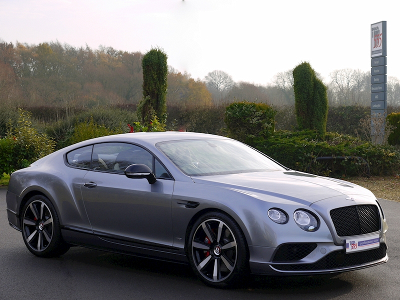 Bentley Continental GT V8 S Mulliner - Large 26