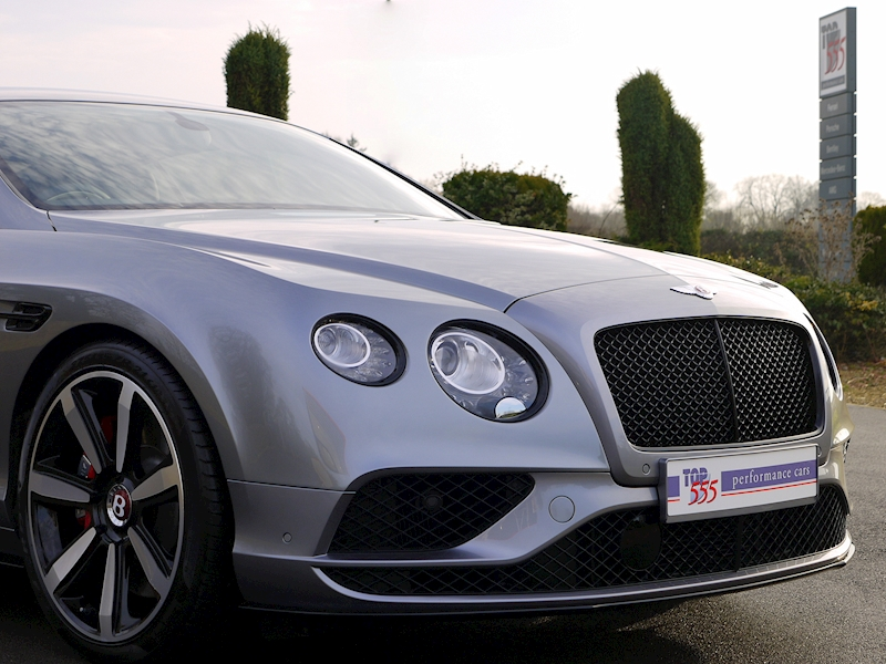 Bentley Continental GT V8 S Mulliner - Large 27